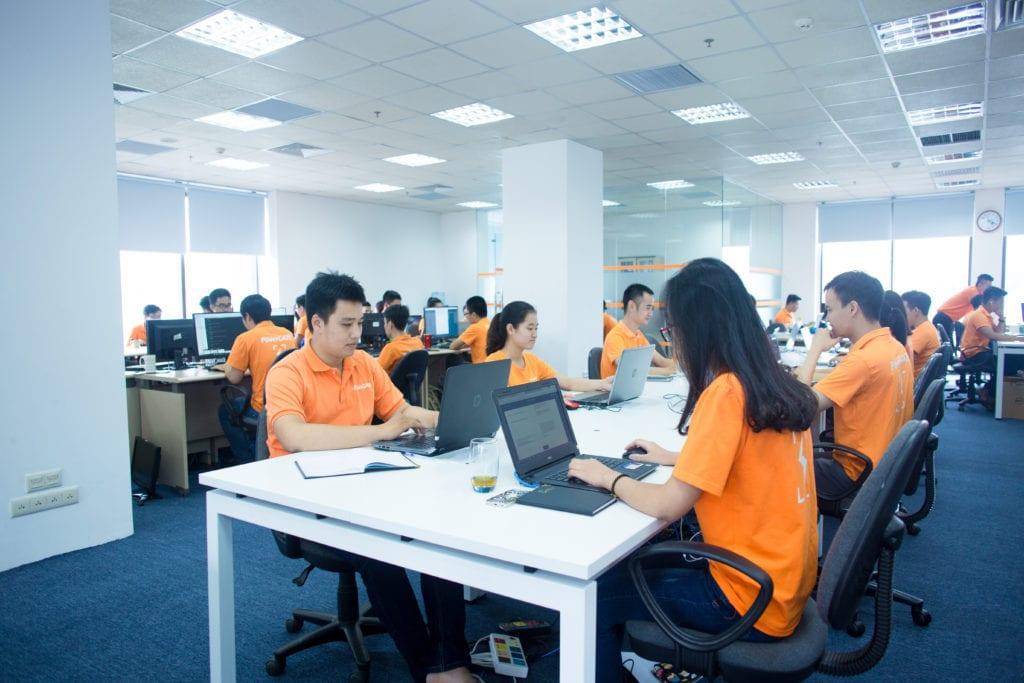 Application development company in vietnam