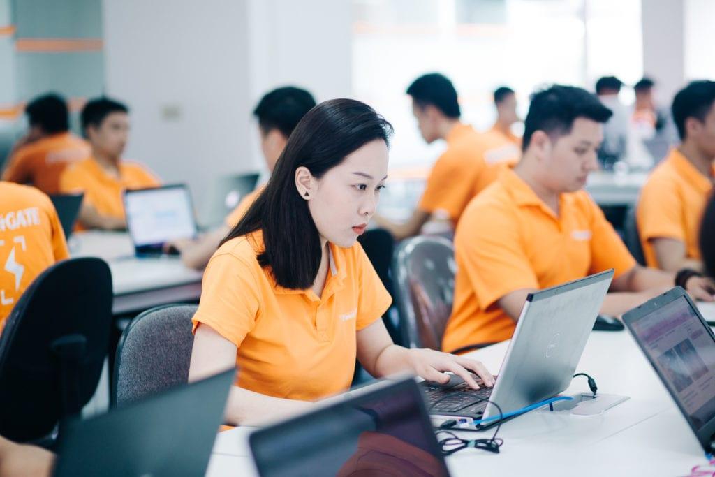 Application development vietnam